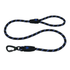"DOCO® 4ft or 5ft Reflective Rope Leash w/ Click & Lock Snap (1/2"" Width)"