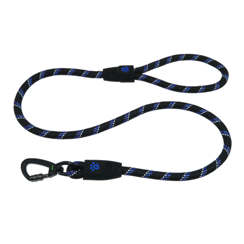 "DOCO® 4ft or 6ft Reflective Rope Leash w/ Plastic Encased Handle Loop (1/2"" Width)"