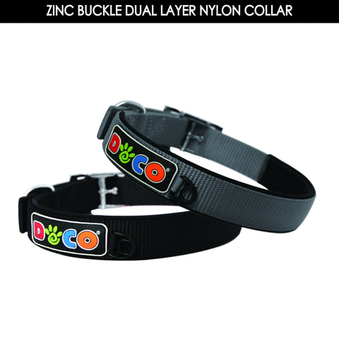 DOCO® LOCO Cat Collar - Zebra