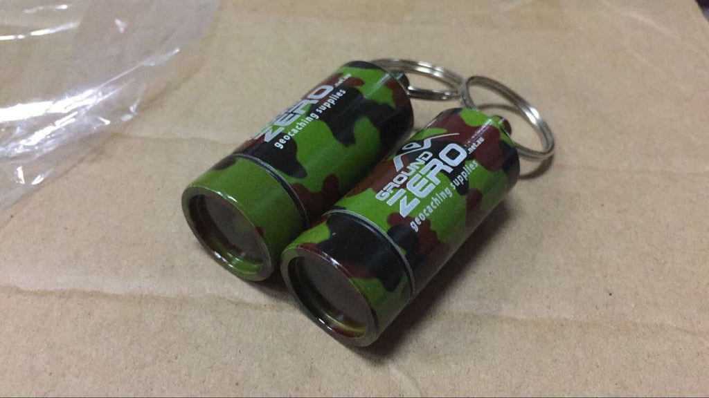 Camo Bison Tube - 25 Pieces