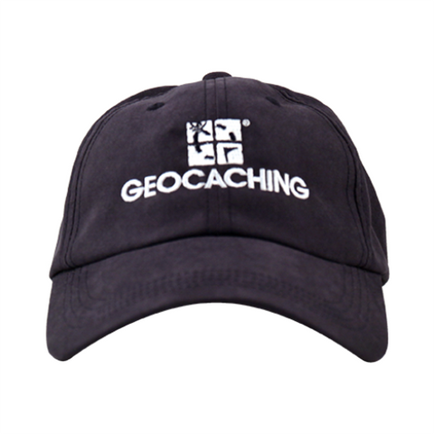 Geocaching Logo Cap - Navy
