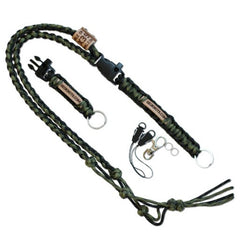 Ultimate Trackable Lanyard - Ground Zero Geocaching Supplies