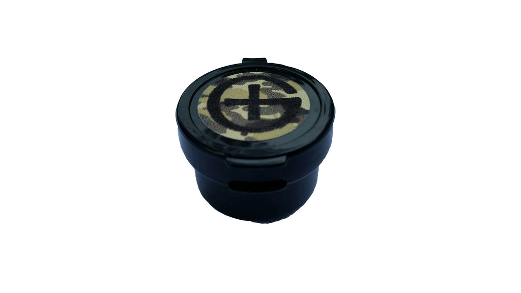 Black Buster Micro Cache Container - Ground Zero Geocaching Supplies