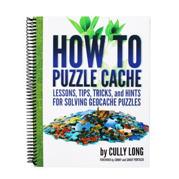 How to Puzzle Cache (Spiral Bound Edition) - Ground Zero Geocaching Supplies