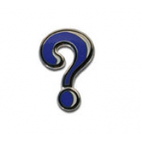 Mystery Icon Micro Geocoin - Ground Zero Geocaching Supplies