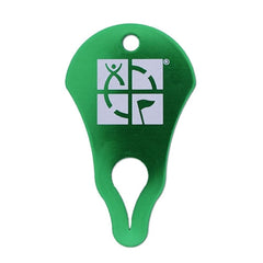 Green Tick Key