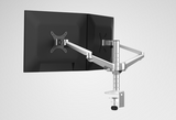 Furna Dual Monitor Long Arm Desk Mount