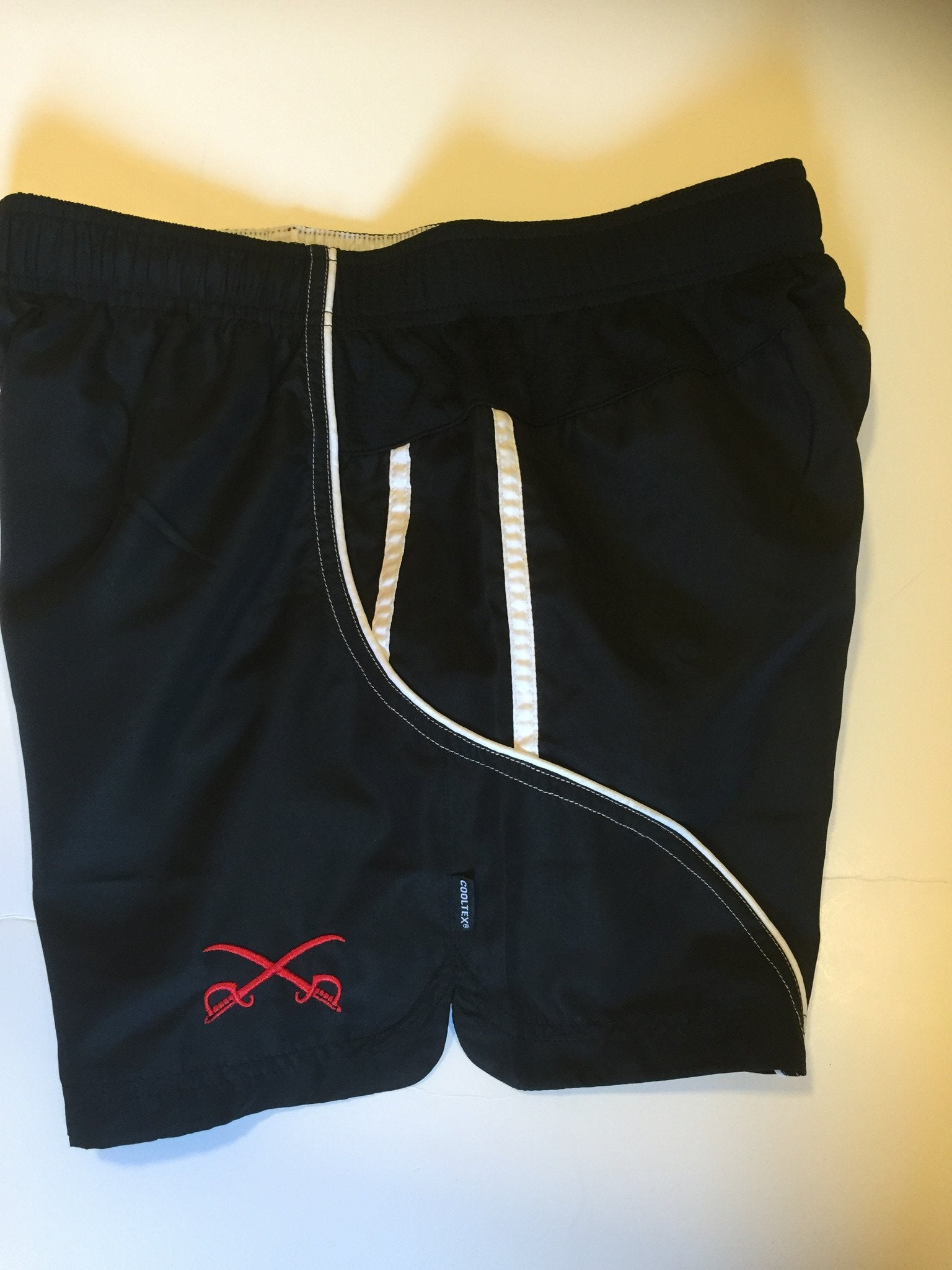 AAPTI Physical Training Instructor (PTI) Racer Running Shorts 1508 - C1000 Stitches