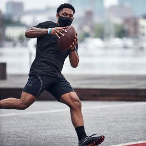 Under Armour Face Mask UA900 3-Layer sports mask