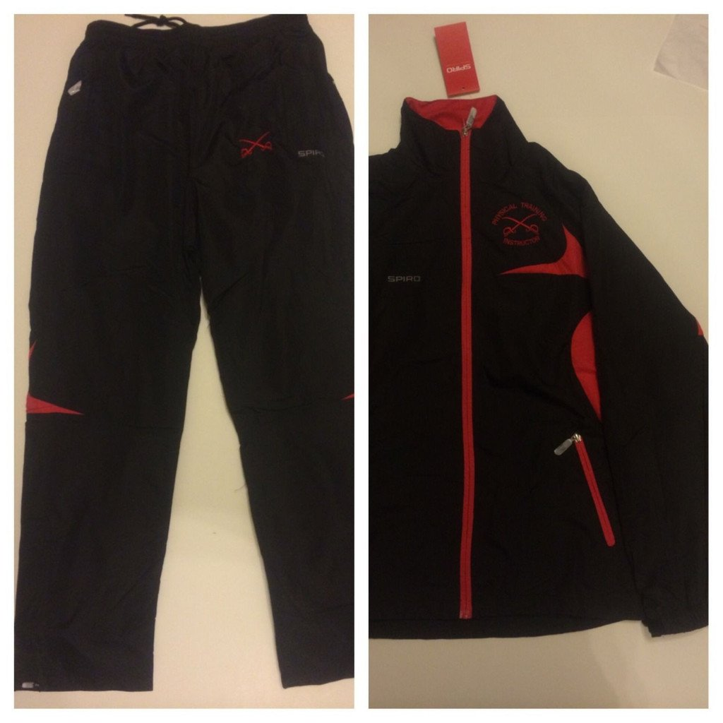 AAPTI PTI PT Tracksuit (Top & Bottom) 1602 - C1000 Stitches