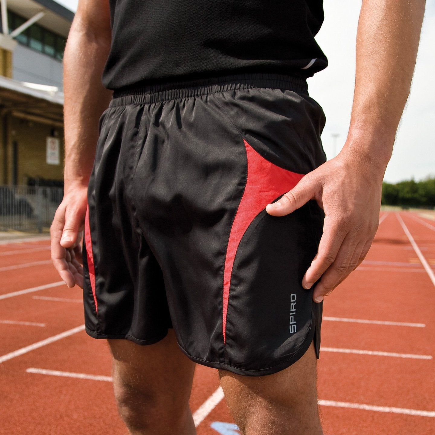 AAPTI / RAPTC Physical Training Instructor (PTI) Spiro Micro Lite Racer Shorts 1501 - C1000 Stitches