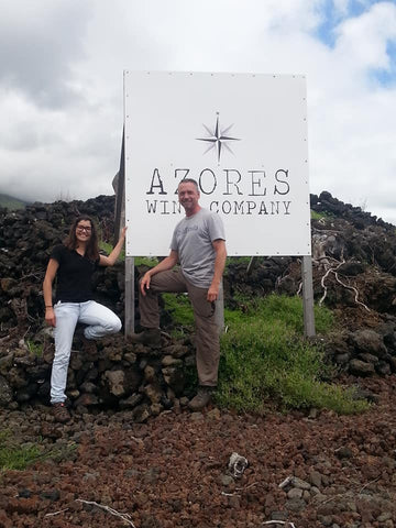 Visit at Azores Wine Company