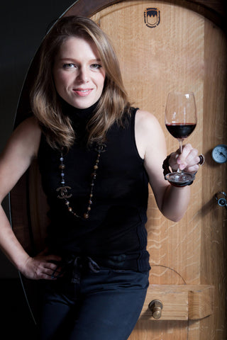 Kathrin Puff, Winemaker Siam Winery, Thailand