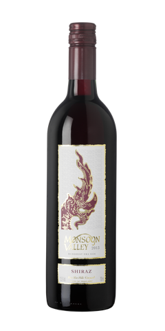 Monsoon Valley Shiraz 2015