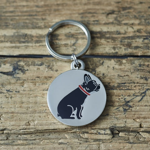 Sweet William ID Tag - French Bulldog