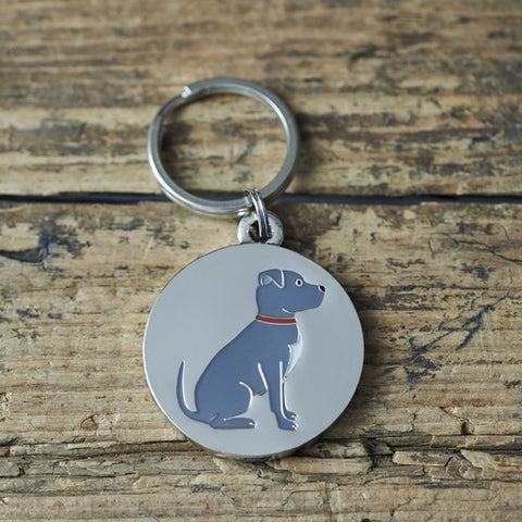 Sweet William ID Tag - Staffie