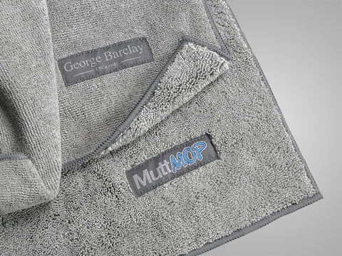 George Barclay MuttMop Towel