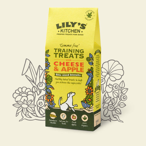 Lily's Kitchen Training Treats