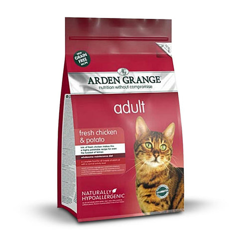 Arden Grange Adult Cat Food Chicken & Potato