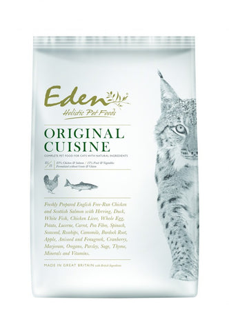 Eden Original Cuisine Dry Cat Food