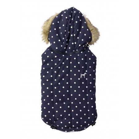 House of Paws Polka Dot Gilet