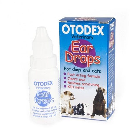 Otodex Ear Drops