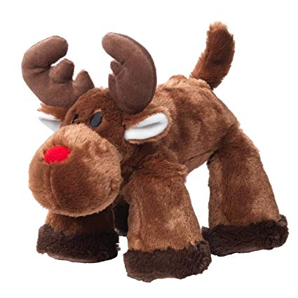 House of Paws Big Paws Reindeer Christmas Dog Toy