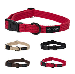 Gorpet Cotton Buckle Collar