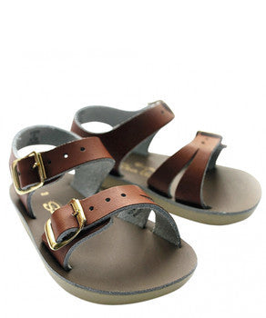 Sea Wee Sandal in Tan By Sun-San
