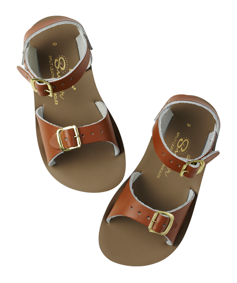 Surfer Sandal in Tan By Sun-San