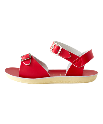 Surfer Sandal in Red By Sun-San