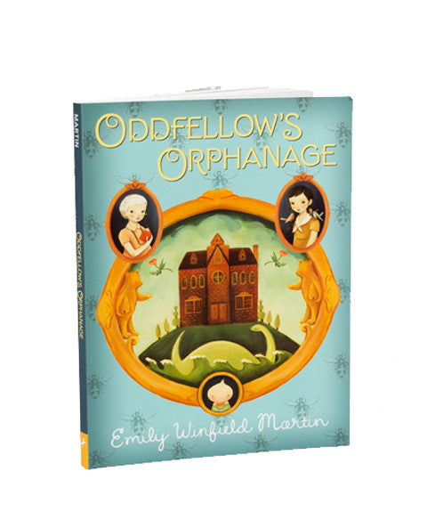 Odd Fellows Orphanage Paperback by Emily Martin