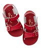 Sea Wee Sandal in Red By Sun-San