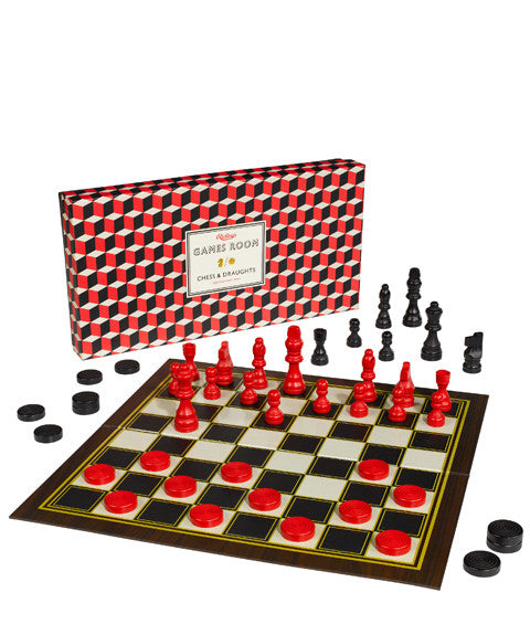 Ridley's Classic Chess & Draughts