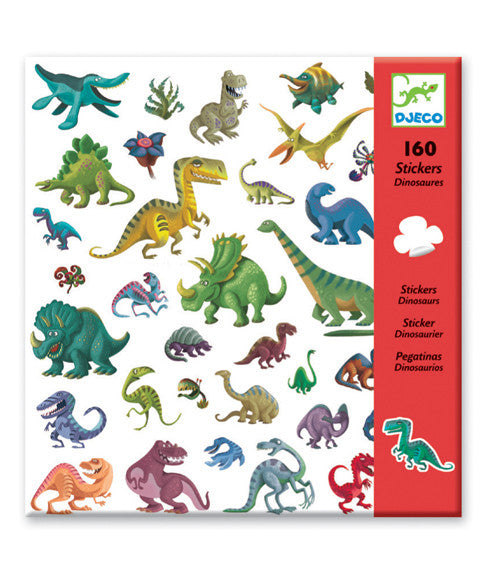 Stickers - Dinosaurs by Djeco