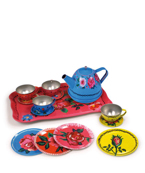 Rose Tea Set by Nathalie Lete