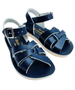 Swimmer Sandal in Navy By Sun-San