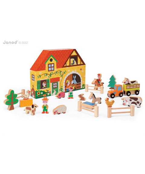 Farm Story Box by Janod