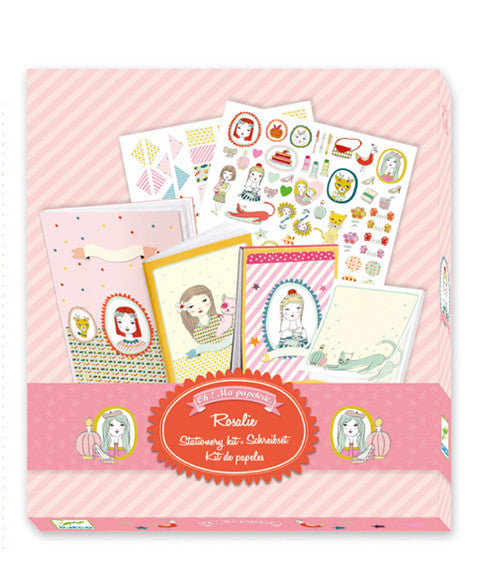 Rosalie - Stationary Set