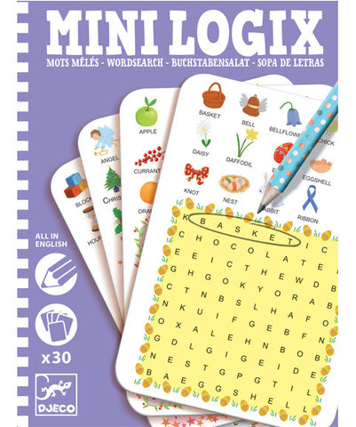 Mini Logix - Wordsearch
