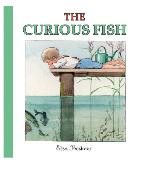 Curious Fish by Elsa Beskow