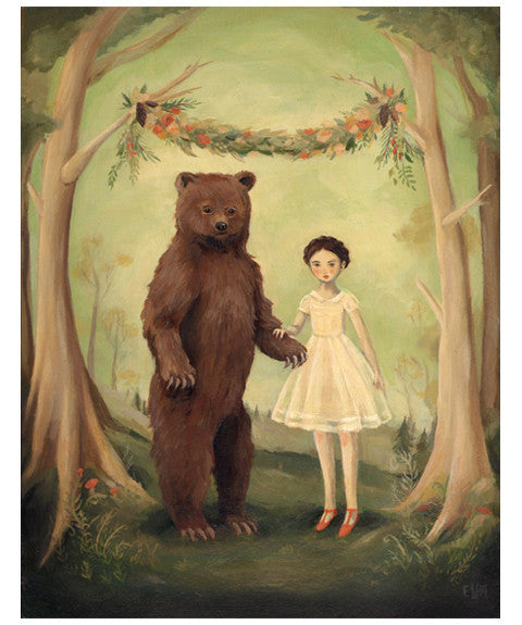 In the Spring she married a Bear by Black Apple
