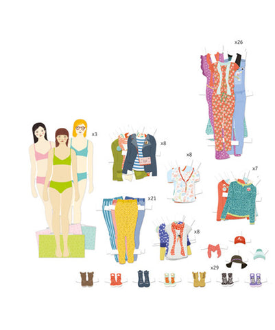 Le Grand Dressing - Paperdoll