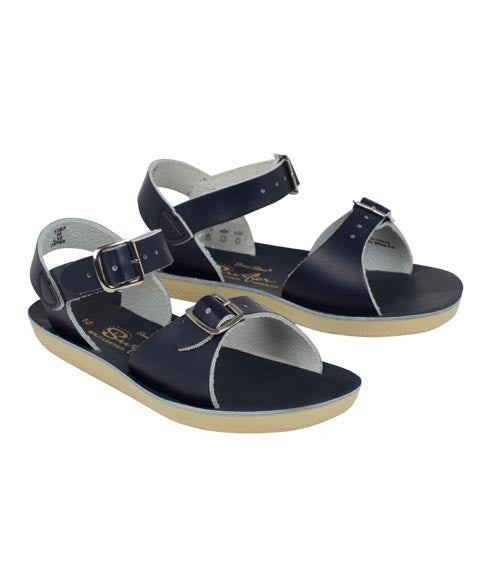 Surfer Sandal in Navy By Sun-San