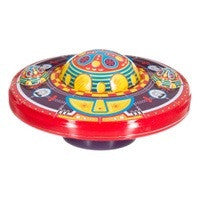 Wind up Tin UFO