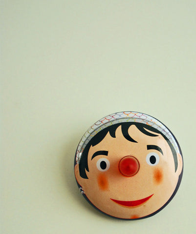 Pinocchio Spinning top