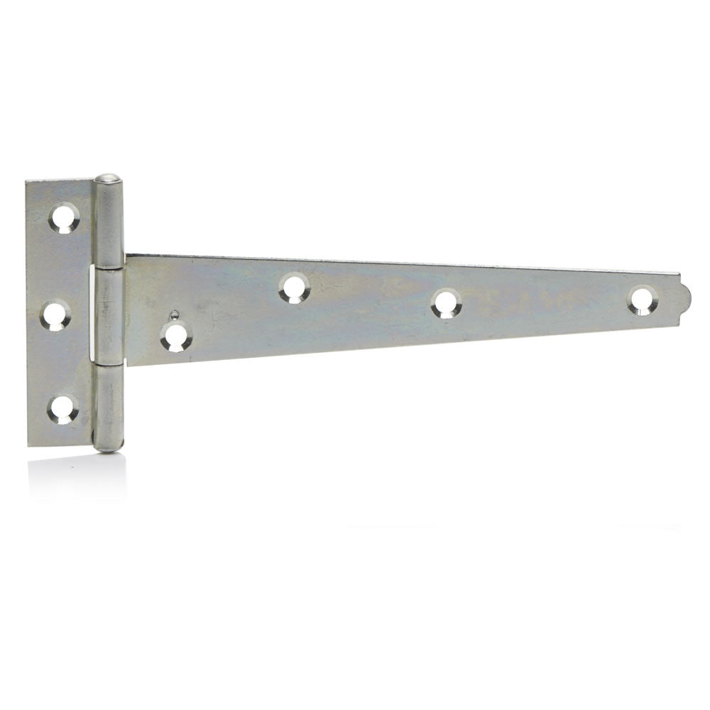 Tee Hinge - Light Duty - BZP
