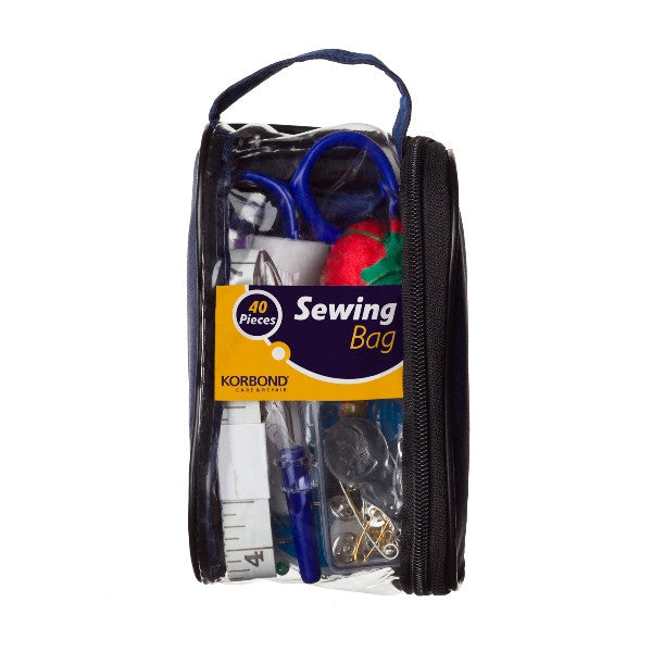Korbond - 40 Piece Sewing Bag