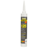 Everflex 125 One Hour Caulk - White - C3 - RKL Tools & Hardware  - 1