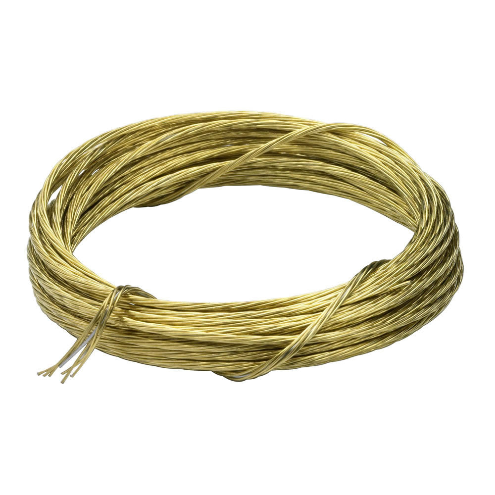 Electro Brass Picture Wire